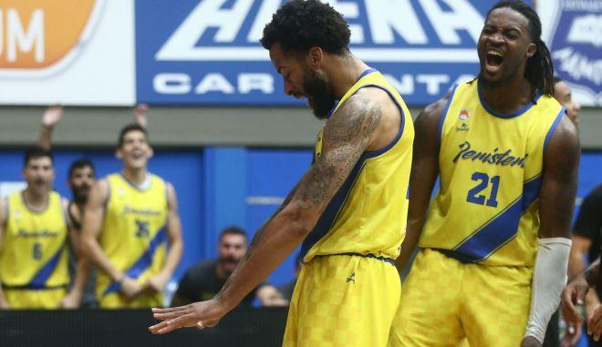 Stoiximan Basket League: Φιλικές νίκες για Περιστέρι, Ηρακλή και Ιωνικό