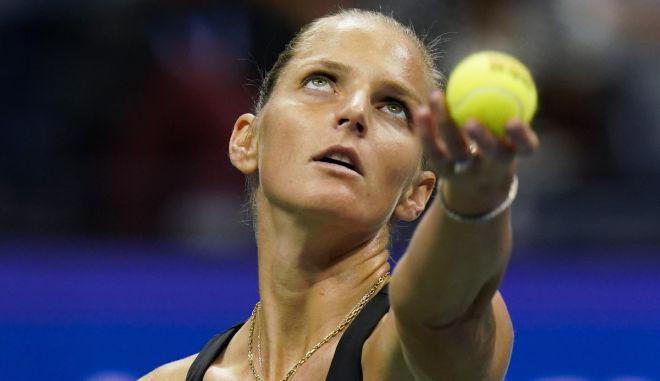 """Καρολίνα Πλίσκοβα: Η Σάκκαρη απέναντι στην """"Ice Queen"""" του τένις"""