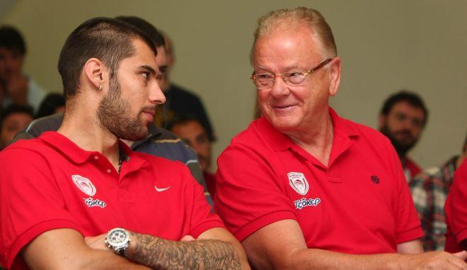 """Ο Πρίντεζης στο SPORT24: """"Ο Σπανούλης ζήτησε από τον Ντούσαν Ιβκοβιτς να γλυκάνει γιατί τον φοβούνται οι παίκτες"""""""
