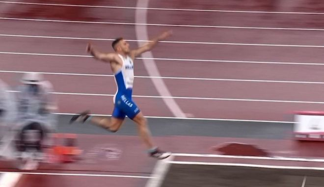 Παραολυμπιακοί Αγώνες: Το άλμα που χάρισε στον Προδρόμου το ασημένιο μετάλλιο στο μήκος