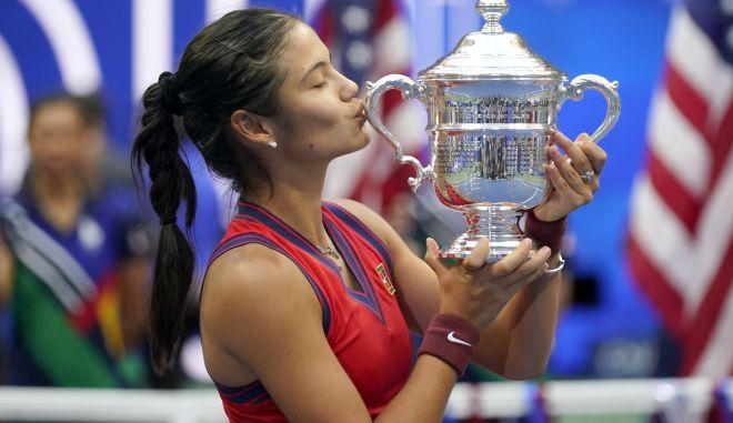 US Open: Ο τελικός των γυναικών έκανε μεγαλύτερη τηλεθέαση από τον τελικό των ανδρών