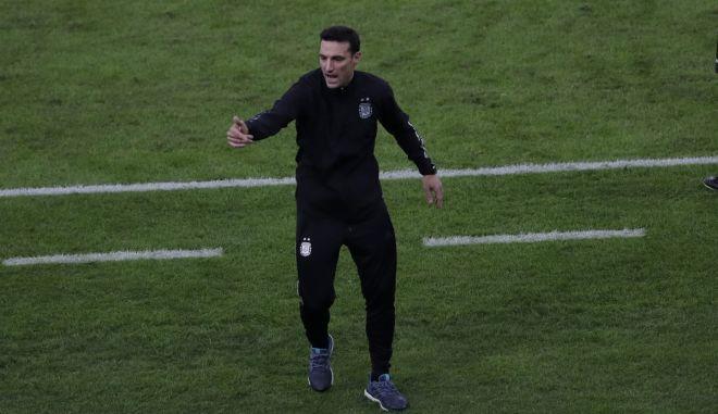 """Σκαλόνι για το Βραζιλία – Αργεντινή: """"Ουδείς μάς ειδοποίησε πως οι παίκτες μας δεν μπορούσαν να αγωνιστούν"""""""