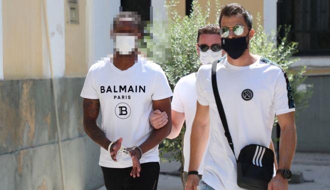 Ρούμπεν Σεμέδο: Ελεύθερος με επιβολή εγγυοδοσίας 10.000 ευρώ