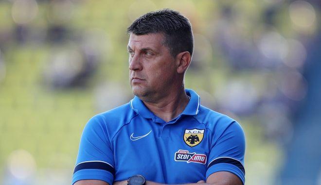 """Μιλόγεβιτς: """"Πήραμε μια δίκαιη νίκη, κάποιες φορές παίζουμε καλά, κάποιες παθαίνουμε μπλακ άουτ"""""""