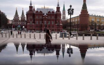 moscow kremlin russia ap